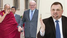 Forejt má smůlu, velvyslancem u papeže nebude. Herman: A já mu měl pomoci