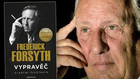 Recenze: Forsythův životopis je napínavý jako jeho romány