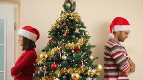 Nechcete se po Vánocích rozvádět? Na nákupy běžte s kamarádkou a plánujte