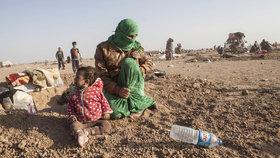 Voda nad zlato: Vyhání lidi z domovů, hrozí konflikty a další vlny uprchlíků