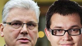 Vláda má nové tváře. Zeman jmenoval Chvojku a Ludvíka