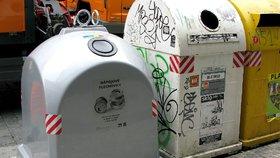 Praha kovová: Pražané za první dva roky vytřídili 305 tun kovových obalů