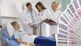 Stát zaplatil 130 milionů za zdravotní registry, některé vůbec nefungují, říká NKÚ