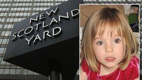 Nad zmizelou Maddie už lámou hůl?! Vyšetřování za 350 milionů nepřineslo výsledky, čelí kritice Scotland Yard