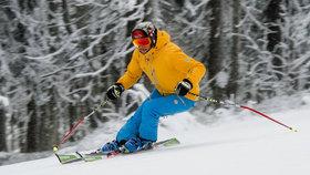 Krásné počasí a spousta sněhu. Vlekaři na horách čekají nápor lyžařů