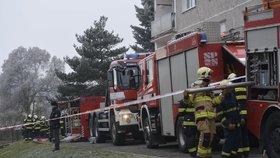 Tragédie na Mostecku: Stařenka uhořela na Štědrý den