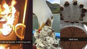 Fotky, co vám zvednou náladu: 37 nešťastníků, kteří měli rozhodně horší den než vy