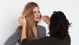 Linda Vojtová je tváří sítě prodejen s luxusní módou: Jak jí to sluší?