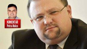 Komentář: Zemanův protokolář nepotřeboval ostudné kompro. Komprem byl on sám