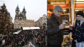 Kde v Praze naleznete nejlepší svařené víno? Běžte se projít na »Staromák«