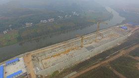 Čína staví repliku Titaniku v životní velikosti. Vyjde na 145 milionů dolarů