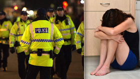 Místo pomoci nutili policisté týrané ženy k sexu. Britové mají další skandál