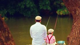 Kdo z nejmenších vyloví tu největší? V Klánovicích proběhnou dětské závody v rybolovu
