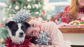 Recepty na vánoční cukroví pro psy. To lidské jim nedávejte, páníčkové