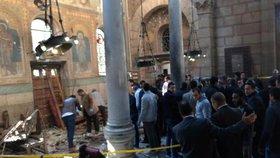 ISIS expanduje do Egypta? Teroristé se chlubí videem z útoku na kostel