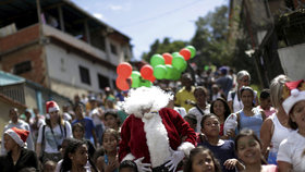 Venezuela zabavila miliony hraček: Rozdá je chudým dětem k Vánocům!