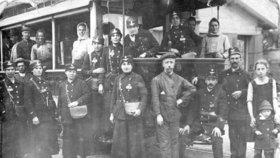 První ženy pracující v MHD: Nahrazovaly muže, co odešli do války