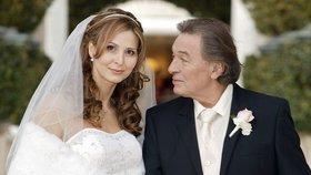 Gott píše knihu, zavzpomíná i na svou svatbu: Proč si Ivanu vzal ve městě hříchů Las Vegas?