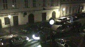 """Opilý a zfetovaný naboural 10 aut: """"Moc toho lituji,"""" řekl policistům mladý řidič"""