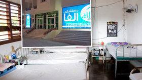 Dagmar (62) zažila v egyptské nemocnici peklo plné špíny a moči. Viní delegáta