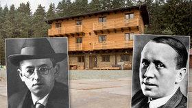 Dům bratří Čapků se otevírá turistům: Dříve sem jezdili významní spisovatelé, komunisté ho zdevastovali