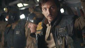 Star Wars se dočkají dalšího seriálu. Půjde o prequel k Rogue One, kde se opět objeví Diego Luna