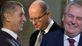 Babiš porazí Sobotku, Zeman vyhráno nemá. Jak vidí rok 2017 politolog?