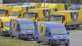 Česká pošta zdraží doručování pneumatik. Platit budeme i 2x víc
