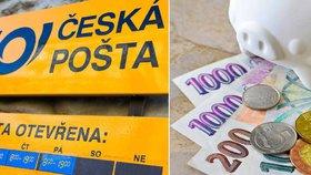 Česká pošta v červených číslech: Za obří ztrátu může stát, tvrdí ředitel