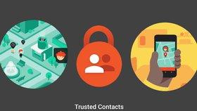 Nejnovější aplikace od Googlu pomůže se sdílením polohy a osobní bezpečností