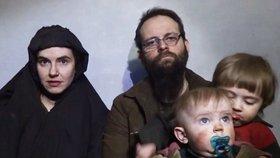 Manžele před 4 lety unesl Tálibán: Žena v zajetí porodila dvě děti a prosí o pomoc