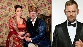 Král z nové pohádky Slíbená princezna Martin Stránský: Točit pohádku je za odměnu!