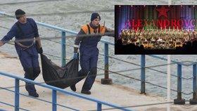 Pozůstalí po Alexandrovcích žádají obří odškodné. Za pád letadla chtějí 1,8 miliardy
