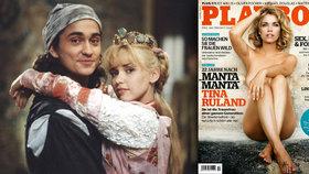 Princezna z Kouzelného měšce se fotila nahá pro Playboy! (FOTO UVNITŘ)