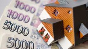 """Češi si vzali loni hypotéky za 220 miliard. Nová pravidla pošlou každého desátého """"z kola ven"""""""
