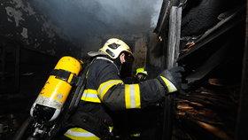 Výbuch na Přerovsku: Muž (50) řezal kov blízko střelného prachu
