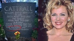 Samantha (60) ze Sexu ve městě: Nechala si vytesat jméno na náhrobek