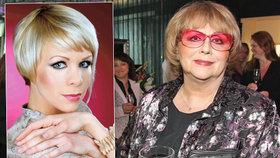 Naďa Urbánková s dcerou Janou: Obě žily s psychopatem! Došlo i na nůž!