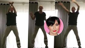 Pohublá Brenda z Beverly Hills 90210 se nevzdává: Rakovinu chce porazit tancem!