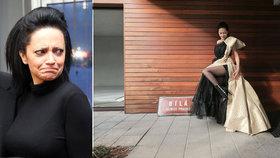 Bílá se zabarikádovala doma: Před koncerty ji nikdo nenavštíví