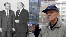 Jakeš promluvil pro Rusy: Gorbačov chyboval, převratu u nás pomohla KGB