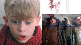 Sám doma a krvavý: Trikaři dodělali do legendárního filmu realistickou brutálnost