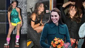 Vévodkyně Kate slaví 35. narozeniny: Podívejte se, jaká to byla za svobodna divoška!