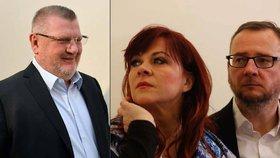 Soud osvobodil Nečasovou a Rittiga v kauze informací BIS. Žalobce žádal 3 roky basy