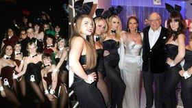 Sexy zajíčci přišli o svého taťku, zemřel šéf Playboy klubů Victor Lownes (†88)