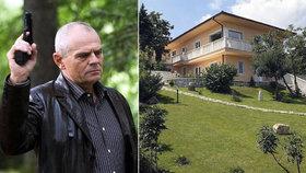 Vykradení Kňažkovy vily: Soud s Čechem zlodějem začíná