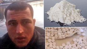 Terorista z Berlína prodával a bral drogy. Často jezdil do Belgie i Itálie