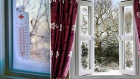 Větrejte i v zimě: Prospěje to vám i vašemu příbytku