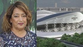 Slavná architektka Zaha Hadid (†65): V závěti odkázala přes 2 miliardy korun!