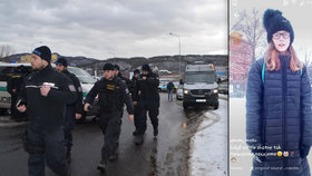Policie hledá dívku (12) už 9. den a stále marně: Pátrání po Míše ve slepé uličce?